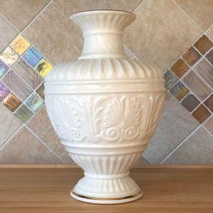 Lenox Athenian gilded vase